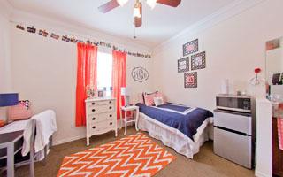 Ivy House Luxury Single Dorm Rooms Vs University Of Florida Single Dorms