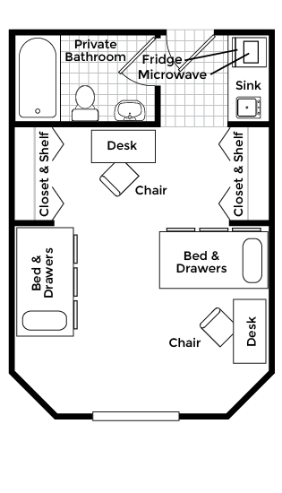 Note: Please Be Aware That Floorplans, Features And Layouts Vary From Room  To Room. Part 85