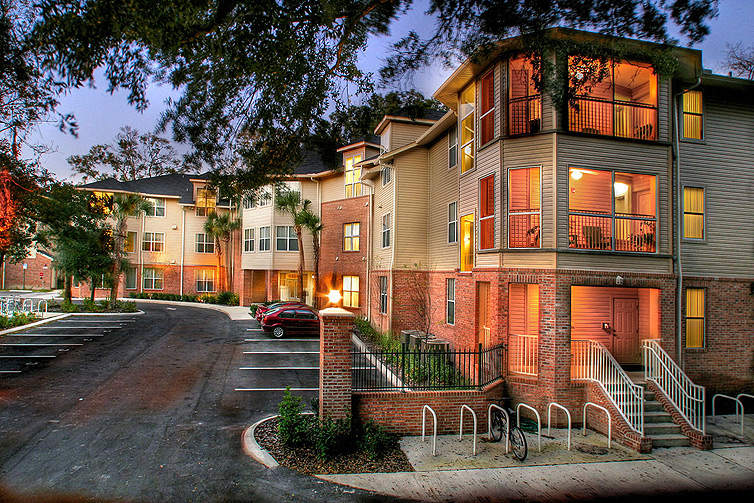 Best luxury dorms for uf students 60 bigger rooms for Best college dorms in the us