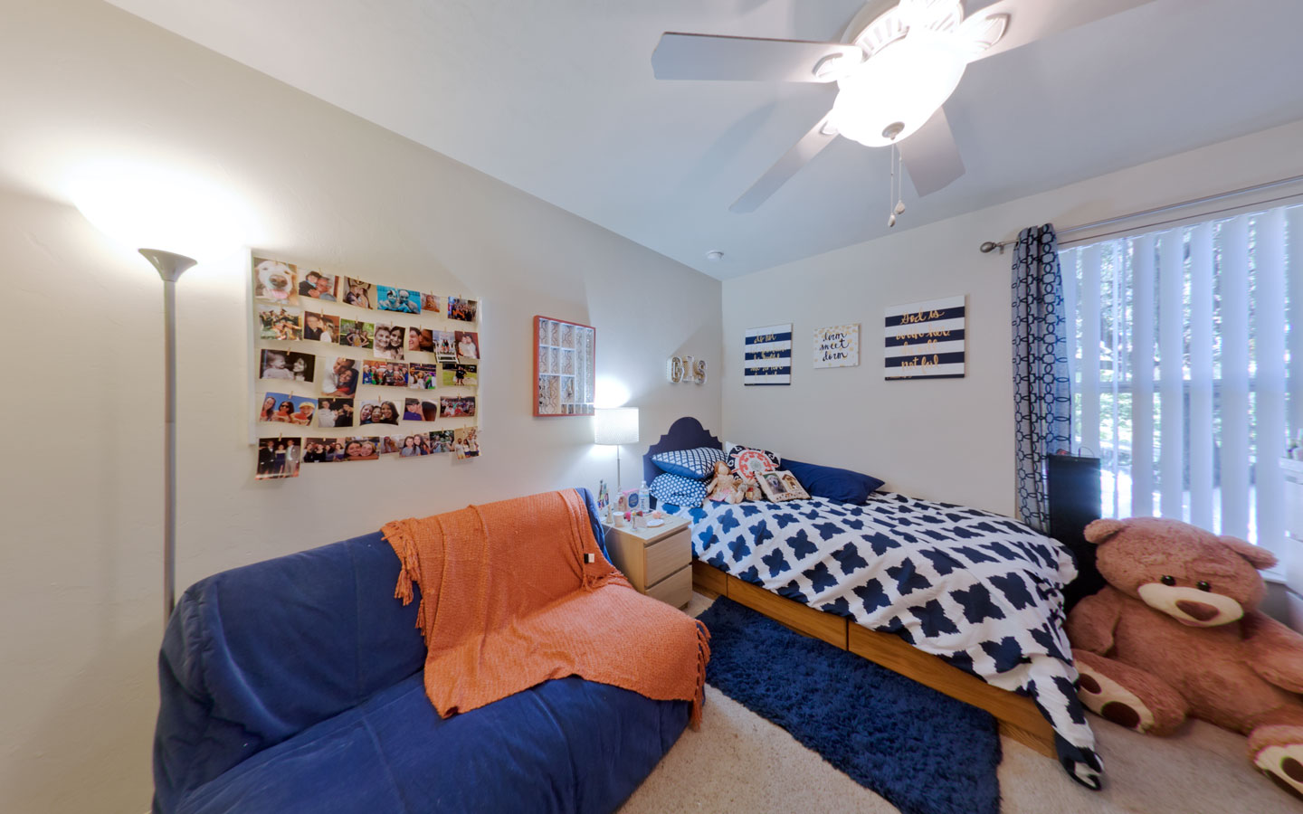 Luxury Single Dorm Rooms For University Of Florida Students