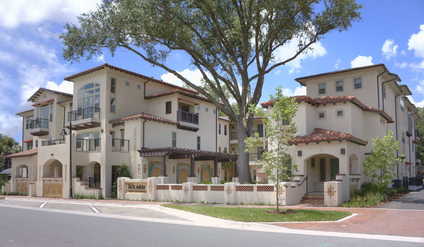 TWO NEW APARTMENT COMPLEXES UNVEILED NEAR UF CAMPUS ...